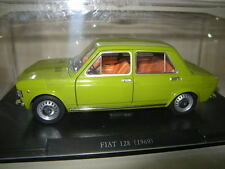 1:24 Fiat 128 1969 green/ grūn in OVP