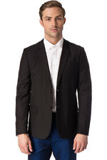 DIESEL Size 50 / L Men's J-FRANKY Notch Lapel Single Breasted Blazer Jacket