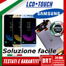 DISPLAY LCD+TOUCH SCREEN PER SAMSUNG GALAXY J3 2017 J330 SM-J330FN VETRO SCHERMO