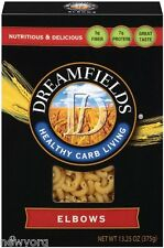 Fresh Tasty Pasta Dreamfields Low Carb Elbows 13.25 Ounces Cooking Kitchen Home