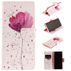 For Samsung Galaxy Note 9/8 Card Wallet Flip Leather Stand Magnetic Case Cover