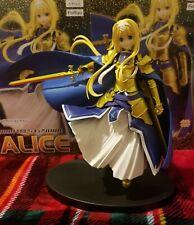New FuRyu Sword Art Online Alicization SSS Alice Figure ~19 cm ~7 in