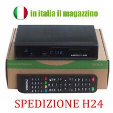 ORIGINAL ZGEMMA Star H2 DVB S2 + T2 Decoder Satellitare Enigma2 Linux HD IPTV