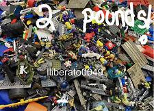 2 Lb Clean Non Lego Lot Mega Construx Kreo Halo Cod Bloks Bricks Random Bulk Mix