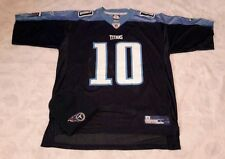 Tennessee Titans Vince Young Size L NFL Jersey and Beanie