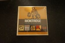 MONTROSE - ORIGINAL ALBUM SERIES 5 CD SET NEW SEALED 2011 WARNER