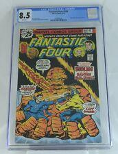 Fantastic Four #169(1976) CGC 8.5 Powerman Luke Cage Appearance Marvel Comics-WP