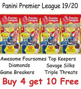 Panini Adrenalyn XL Premier League 2019/20 Hero Keeper Diamond GameBreaker 19/20