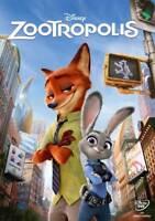 Zootropolis Disney - Dvd Nuovo Sigillato