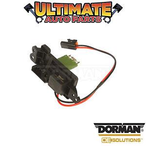 Dorman: 973-008 - HVAC Blower Motor Resistor