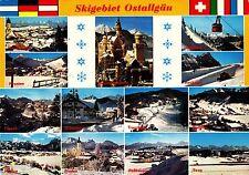 Station de ski Ostallgäu, carte postale, 197 s'est passé?