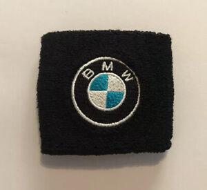 2 x Motorcycle Brake Clutch Fluid Reservoir Tank Sock Sleeve Covers For BMW