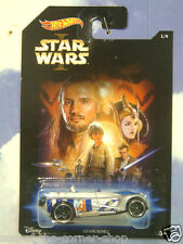 HOT WHEELS STAR WARS COCHE GEARONIMO EPISODIO 1:LA AMENAZA FANTASMA 1/8 CYJ08