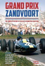 Grand Prix Zandvoort - Dutch GP History 1948 / 85 (New DVD) F1 Lammers Ickx