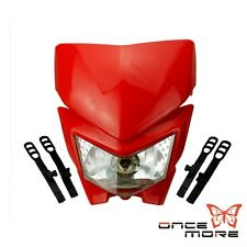 Street Fighter Dirt Bike Enduro Headlight For Honda CRF50F CRF70F CRF80F CRF100F