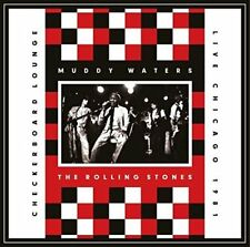 Muddy Waters & The Rolling Stones / Checkerboard Lounge: Live In Chic.. (NEW CD)