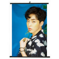 Kpop EXO XIUMIN THE WAR Hanging Painting Art Painting Wall Scroll Poster