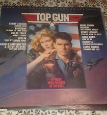 Top gun 1996 film DISCO VINILE 33 non sigillato NUOVO mint cbs 70296
