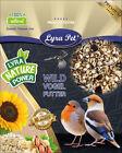 25 kg Fettfutter Wildvogelfutter ganzjährig Streufutter Lyra Pet® HK Deutschland