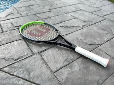 "New listing Wilson Blade Pro Tennis Racquet 4 1/2"""