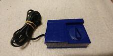 Life Like HO or N Scale AC/DC Transformer Power Pack no. 390J Blue Tested