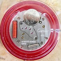 Cartier Calibre 687 Movement w/ Date at 3 o'clock - Calibre 87 Replacement