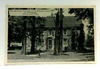 Shawangunk New York Old Dutch Parsonage Reformed Church Vintage Postcard