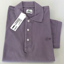 Lacoste Genuine Short Sleeves Polo Shirt Size 2/xs