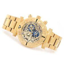 17104 Invicta Reserve Subaqua Noma I Swiss Chronograph 18KT GP SS Bracelet Watch