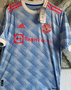 Manchester United away shirt 7 Ronaldo 21/22 *Player issue* Slim Fit