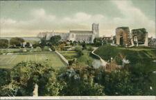 CHRISTCHURCH Priory Church Postcard HAMPSHIRE Stuart, F.G.O