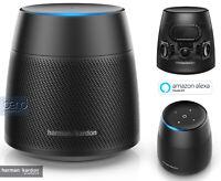 Harman Kardon Astra Bluetooth 360 Sound Speaker w/ Amazon Alexa Voice assistant