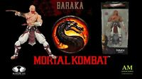 Mcfarlane Mortal Kombat 4 - Baraka Bloody Versione - Figura - Nuovo/Originale