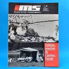 DDR Zeitschrift IMS 4/1988 Illustrierter Motorsport Collm Meister-Trabi Volvo ES