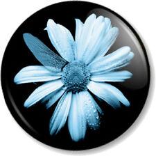 """Fringe Flower 25mm 1"""" Pin Button Badge TV Series Sci-Fi FBI Symbol Image Logo"""