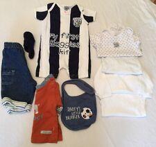 Bhs | Pumpkin Patch | Mothercare Albion Baby Boy 0-3 Months Clothes Bundle <N923