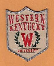 OLD LARGE 4 1/2 inch CLASSIC PATCH WESTERN KENTUCKY UNUSED STOCK