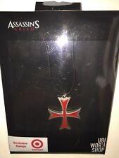 Assassins Creed Red Necklace Target Exclusive Design Ubi Workshop New in Package