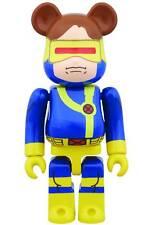 Marvel Comics X-Men Cyclops Bearbrick 100% by Medicom