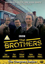 THE BROTHERS COMPLETE SERIES 1 DVD - BBC SERIES - 3DVD - DIGITALLY REMASTERED