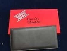 HIMBER WALLET MAGIC TRICK (real leather) Deluxe