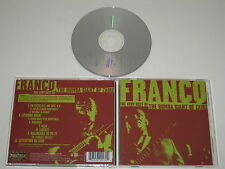 FRANCO/THE TRÈS BEST OF THE RUMBA GIANT OF ZAÏRE(MENTECA MANTCD013) CD ALBUM