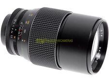Tele obiettivo Kamero 200mm. f3,3 innesto vite M42 (42x1), molto luminoso.
