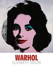 Liz, 1963 by Andy Warhol Art Print - Elizabeth Taylor Poster 23.75x29.5