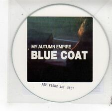(FS637) My Autumn Empire, Blue Coat - DJ CD
