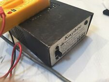 pp 1203gs Regulated Solid State Power Supply 13.8V 3AMP Short Circuit Protection