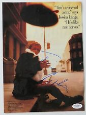 Tim Roth Signed Authentic Autographed Magazine Page (JSA) #E51302