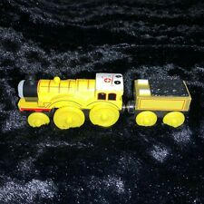 Thomas the Tank Engine Wooden Railroad Molly Engine Coal Tender Yellow