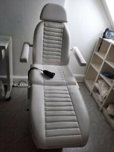 Kosmetikliege / -stuhl - Teilelektrisch