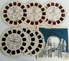 TV Shows Viewmaster GAF Lot 6 Reels 2 Sets Partridge Family & Mork and Mindy